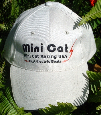 Mini Cat Racing Hat